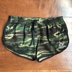 🦊Ryderwear Camo Shorts
